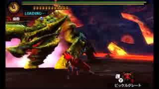 【MH4G】 乱れ咲く連爆の華 臨界ブラキデ