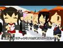【MMD艦これ】へちょい日本昔ばなし06『笠地蔵』【紙芝居】