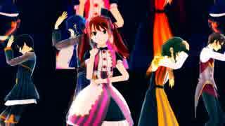 【SideMMD】Cafe Parade - fake doll【モ