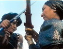 宇宙刑事シャリバン 第42話「戦場を駈けぬけた女戦士の真赤な青春」