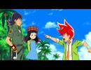 デュエル・マスターズ VS 第30話「来たぞ土瓶島っ!サバイバルからのエリア代表戦っ!?」