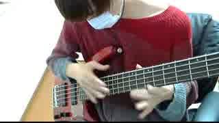 【スラップ】イノコリ先生ベース【弾いて