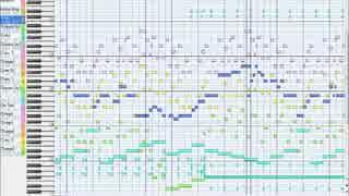 【東方MIDI】 魔法使いの憂鬱