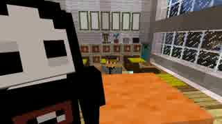 【Minecraft】先生「脱出の授業の時間です