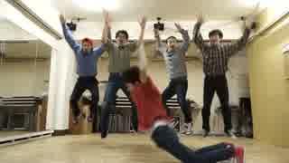 【RAB】繰繰れ!コックリさん OPを踊ってみた【リアルアキバボーイズ】