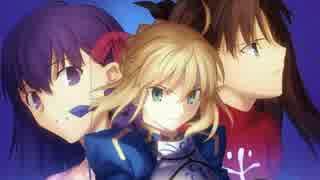 Fate/stay night 酒を飲むマスター&サーバント達 thumbnail