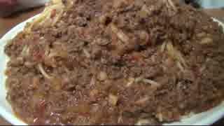 【デカ盛・番外編】大盛約2.0kgのスパゲテ