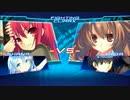【SEGA】電撃文庫 FIGHTING CLIMAX デモ【電撃文庫】