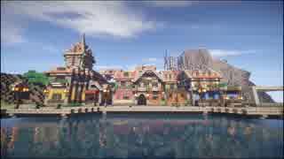 【Minecraft】ゆっくり街を広げていくよ part10-1