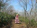 桜の季節 伊吹を歩く 25