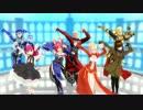 【MMD】電子の海で「すーぱー☆あふぇくしょん」【Fate/EXTRA】
