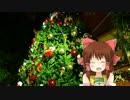 クリスマスしんみり神社.mp2015akeome