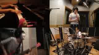 「アマツキツネ」をバンドで演奏してみた 【ろじえも】 thumbnail