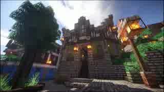 【Minecraft】ゆっくり街を広げていくよ part10-2