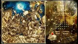 【初音ミク】Nocturnal【オリジナル】