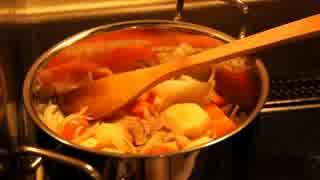 【簡単】いいかげんに作る土鍋ごはんと無水肉じゃが【コツなし】