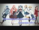 【ニコカラ】Connecting(on vocal)【Vocaloid】