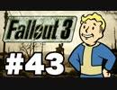 【Fallout3】危険なお散歩【実況】#43