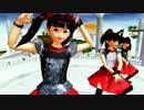 BABYMETALの3人にパフュームの「Sweet Refrain」を踊ってもらった【MMD】