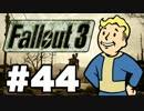 【Fallout3】危険なお散歩【実況】#44