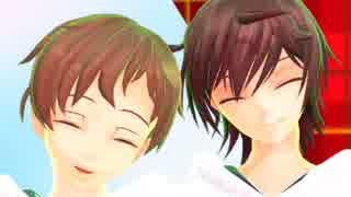 【MMDギアス】ルルとロロで☆ようかい体操第一.♪(音ずれ修正版) thumbnail