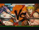 CapcomCup2014 Grand Fainal Xian vs ももち ウル4 1/3