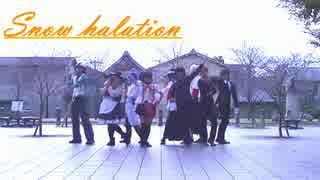 【GOD団】Snow halation踊ってみた thumbnail