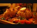 【チーズ料理祭】いいかげんに作るハッセルバックポテト【おつまみ】