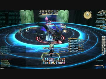 新生FF14 大迷宮バハムート真成編1層 クリア動画 白魔道士視点 Animaサーバー