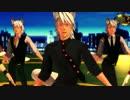 【MMD】Ebiちゃんと愉快な仲間のBeat It (World's End Dancehall REMIX)