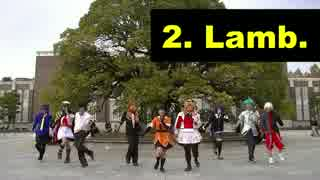 【#1】2014秋 GOD団 in 京都大学NFクスノキ「踊ってみた!!!!!!(C.2.B project主催)」 thumbnail