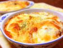 鮭と野菜のチーズグラタン【ニコニコチーズ料理祭】
