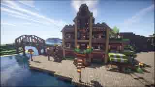 【Minecraft】ゆっくり街を広げていくよ part11-1