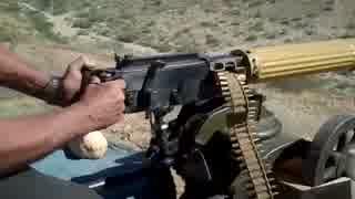 ヴィッカース重機関銃