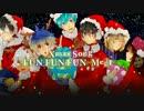 【UTAU】Xmas Song FUN FUN FUN Medley