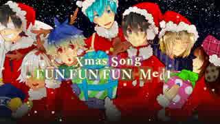 【UTAU】Xmas Song FUN FUN FUN Medley thumbnail