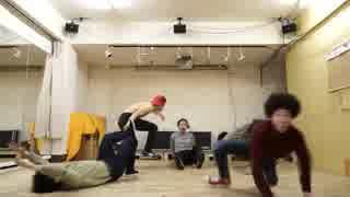 【RAB】ようかい体操第一 踊ってみた【リ