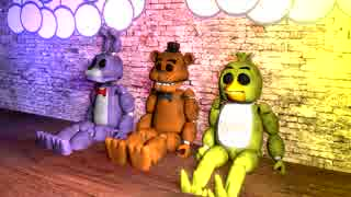 【Five Nights at Freddy's】フォクシーの