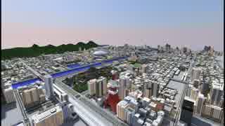 【Minecraft】 この世界に鉄道網を整備する Part15 【ゆっくり実況】