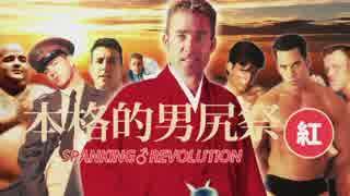 【紅組】本格的男尻祭2014 SPANKING♂REVOL