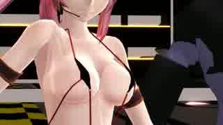 【MMD】スリングショットでルカルカ★ナイトフィーバー【SF風味】