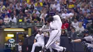 【MLB】カルロス・ゴメスHR&好プレー集(2014年)