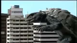 ガメラ大怪獣空中決戦 メイキング