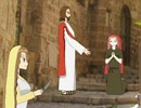 マリヤとマルタ (聖書 ルカの福音書 10章38節から42節)