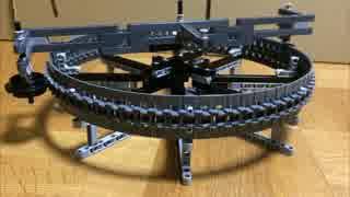 レゴで振り子時計からトゥールビヨンまで作った