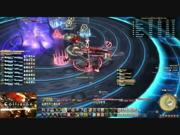 [FF14]真成編1層:11回目クリア:学者:臨時固定編