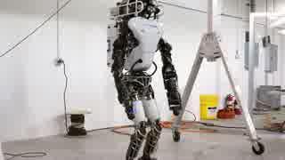 DARPA 新ATLASロボット