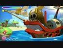 プレイ動画 タッチ!カービィ スーパーレインボーPart6