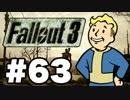 【Fallout3】危険なお散歩【実況】#63