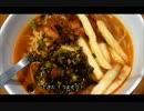 アメリカの食卓 430 揚げネギラーメンを食す!